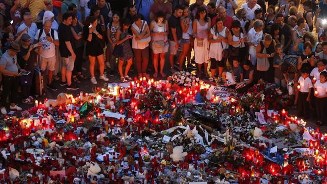Resum dels tràgics fets del 17 d'agost, dels quals es compleixen sis mesos aquest dissabte.
