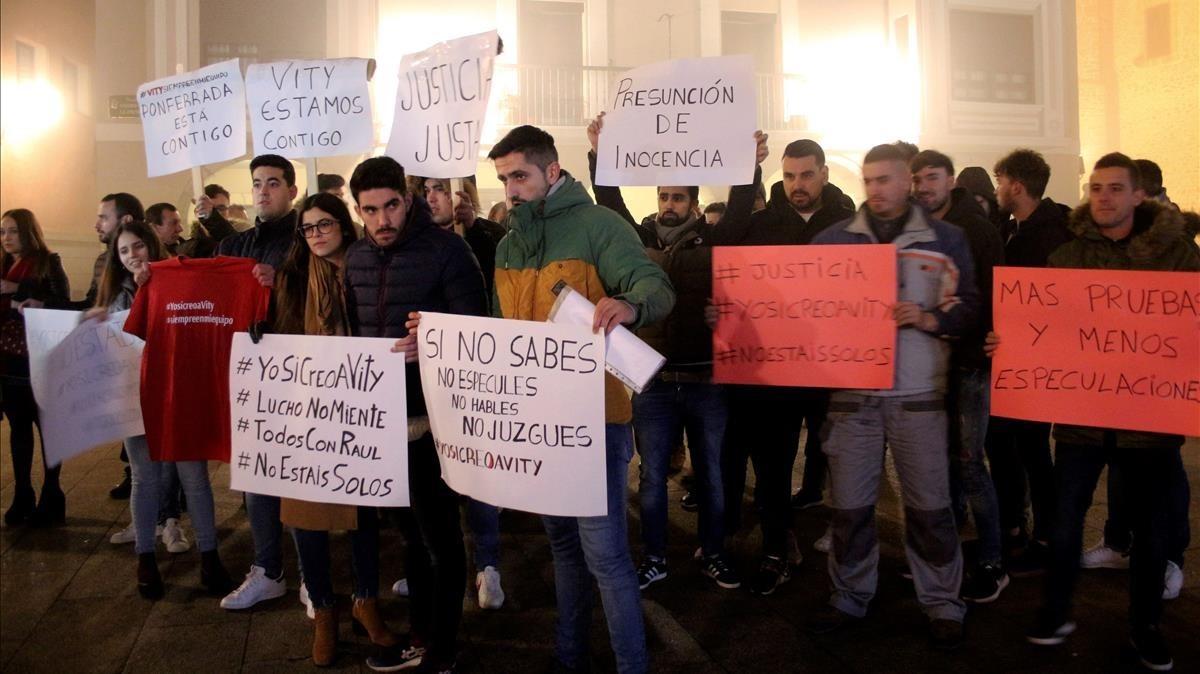 Llibertat sota fiança de 6.000 euros per als tres exjugadors de l'Arandina acusats d'abús sexual
