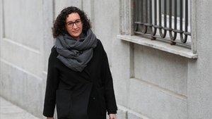 La secretaria general de ERC, Marta Rovira, en una imagen de archivo.