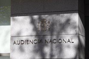 30/11/2015 Sede de la Audiencia Nacional de la calle Génova