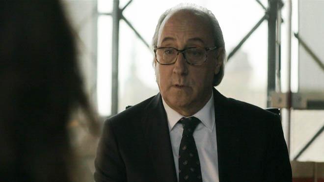 Ramon Fontserè interpreta al corrupto político Martí Miró (Nit i día).