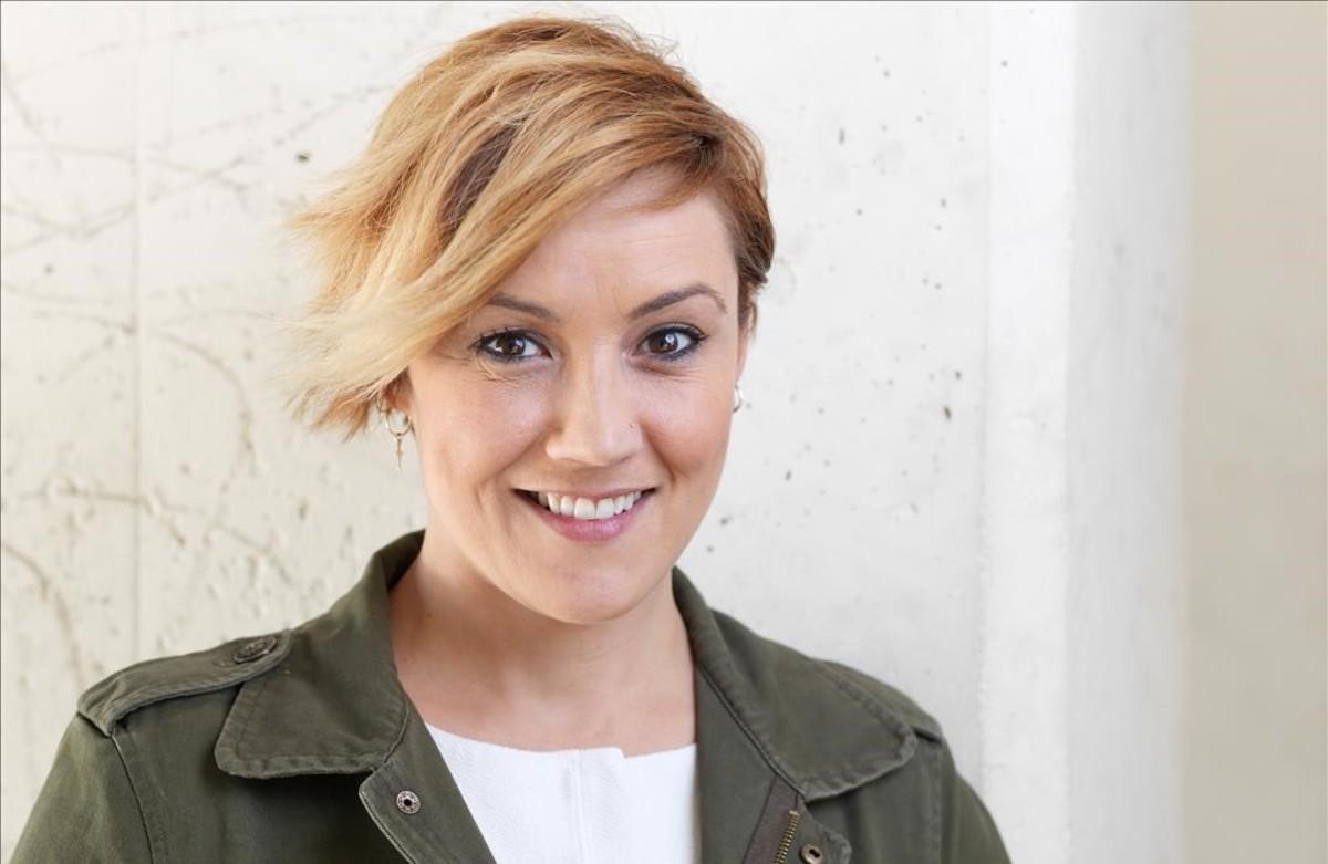 Cristina Pardo, presentadora de Malas compañías en La Sexta.