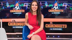 Sandra Díaz, nuevo fichaje de El chiringuito de jugones.