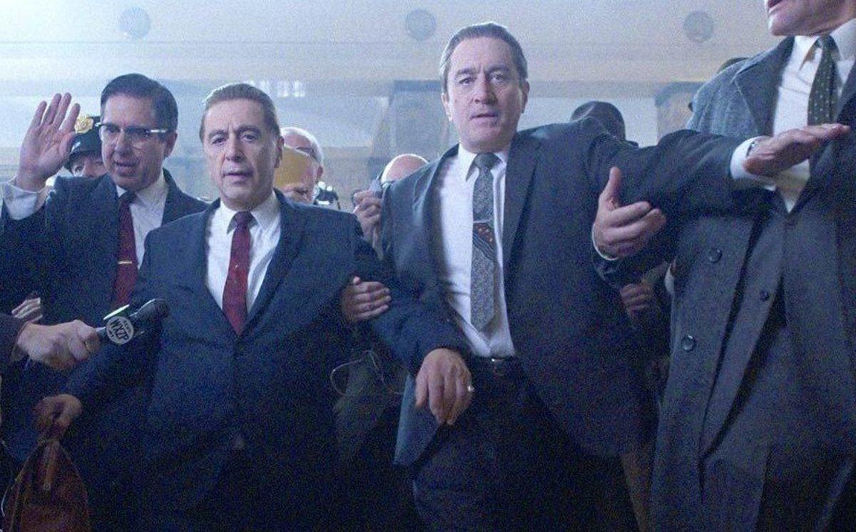 The Irishman: lanzan nuevo tráiler de la esperada película de Netflix