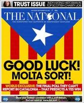 """L'enquesta """"prohibida"""" del diari escocès 'The National'"""