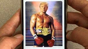 Rocky Trump Balboa