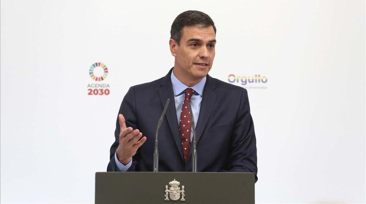 O governa Sánchez o no governa Sánchez