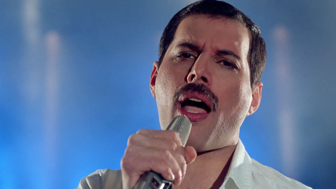 Vídeo de Time waits for no one, de Freddy Mercury.
