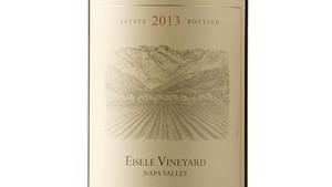 Eisele Vineyard Cabernet Sauvignon 2013, cabernet de Napa Valley