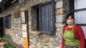 La Cerdanya reobre els refugis de muntanya sense barcelonins