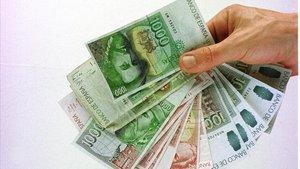 El desembre del 2020 serà l'últim mes per bescanviar pessetes per euros