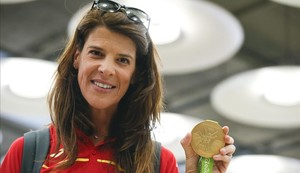 L'exatleta Ruth Beitia entra en l'executiva del PP nacional com a responsable d'esports