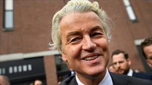Holanda i 'l'home blanc cabrejat'