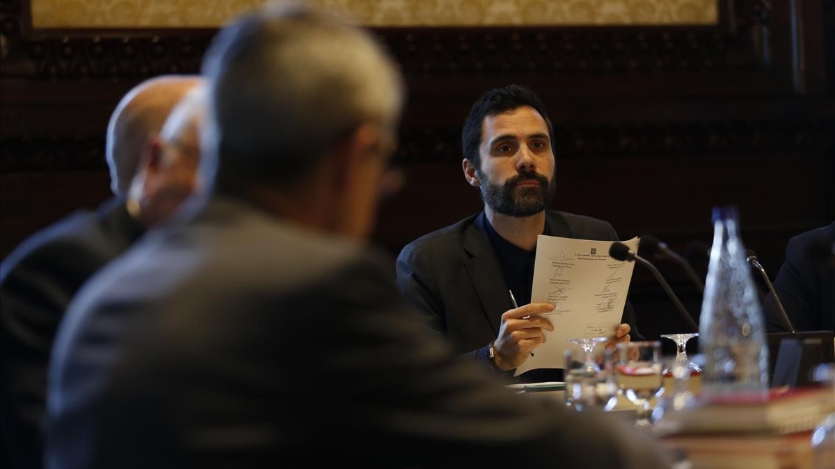 Torrent viatjarà a Ginebra per reunir-se amb membres de l'ONU