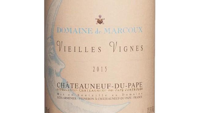 Châteauneuf-du-Pape Vieilles Vignes 2015, garnatxes de somni