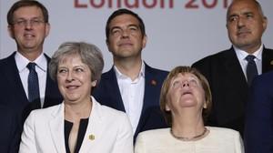 La UE rep amb fredor els plans post brexit de May