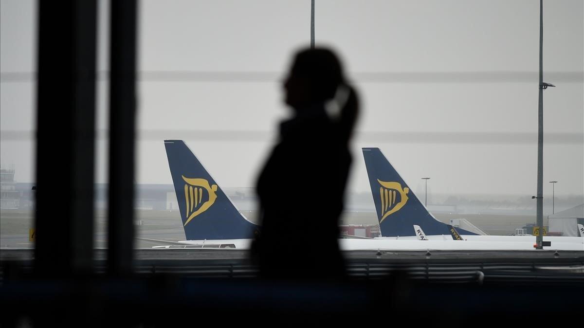 """Ryanair nega l'embarcament a una adolescent italiana malalta de càncer per arribar """"uns minuts tard"""""""