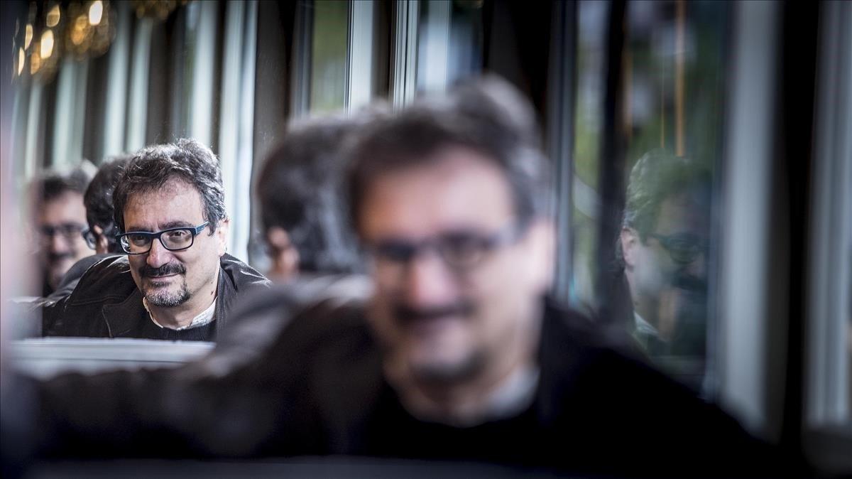 """Sánchez Piñol: """"Avui l'ofici d'un polític és ser insultat a Twitter"""""""