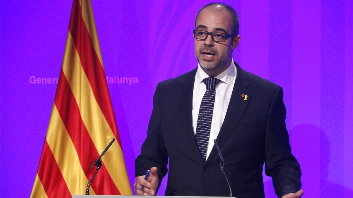 La Generalitat 'tanca' dijous per la vaga