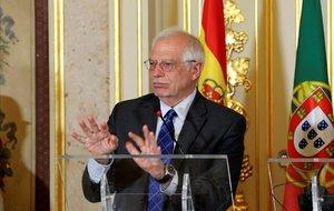 """Borrell ironitza sobre la marxa de Madrid: """"¡Que repressiu que és aquest país!"""""""