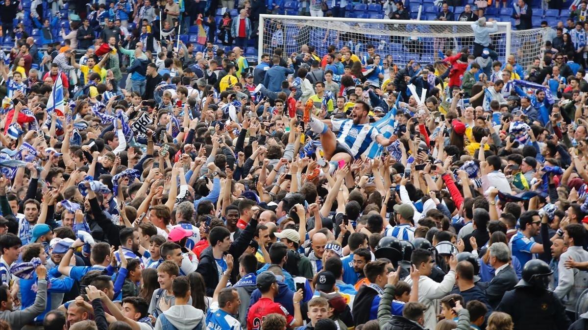 L'Espanyol torna a Europa 12 anys després