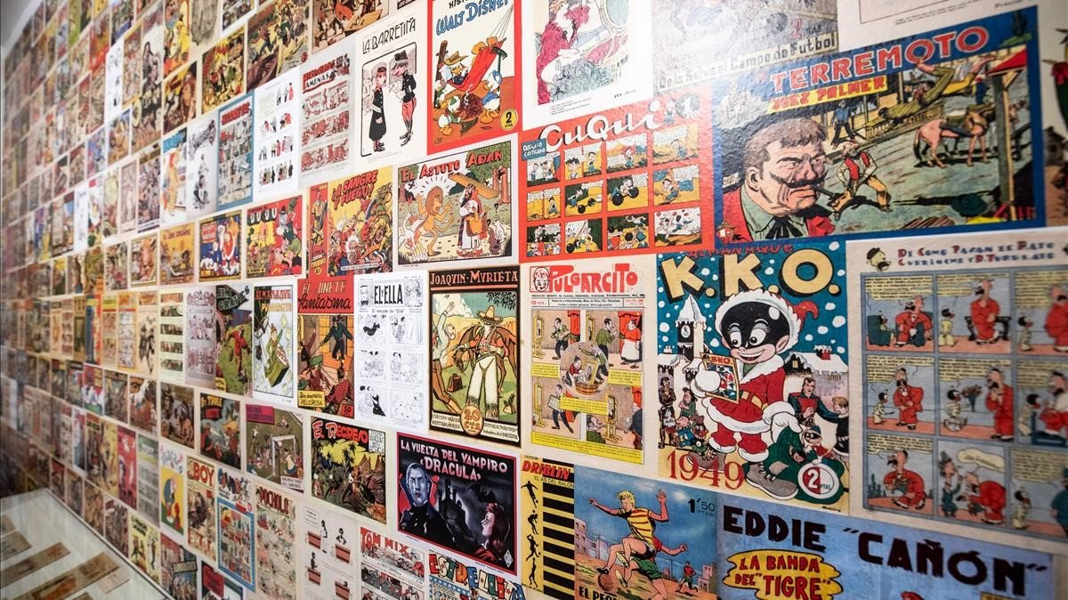 Un museu del còmic privat apedaça la paràlisi del projecte de la Generalitat