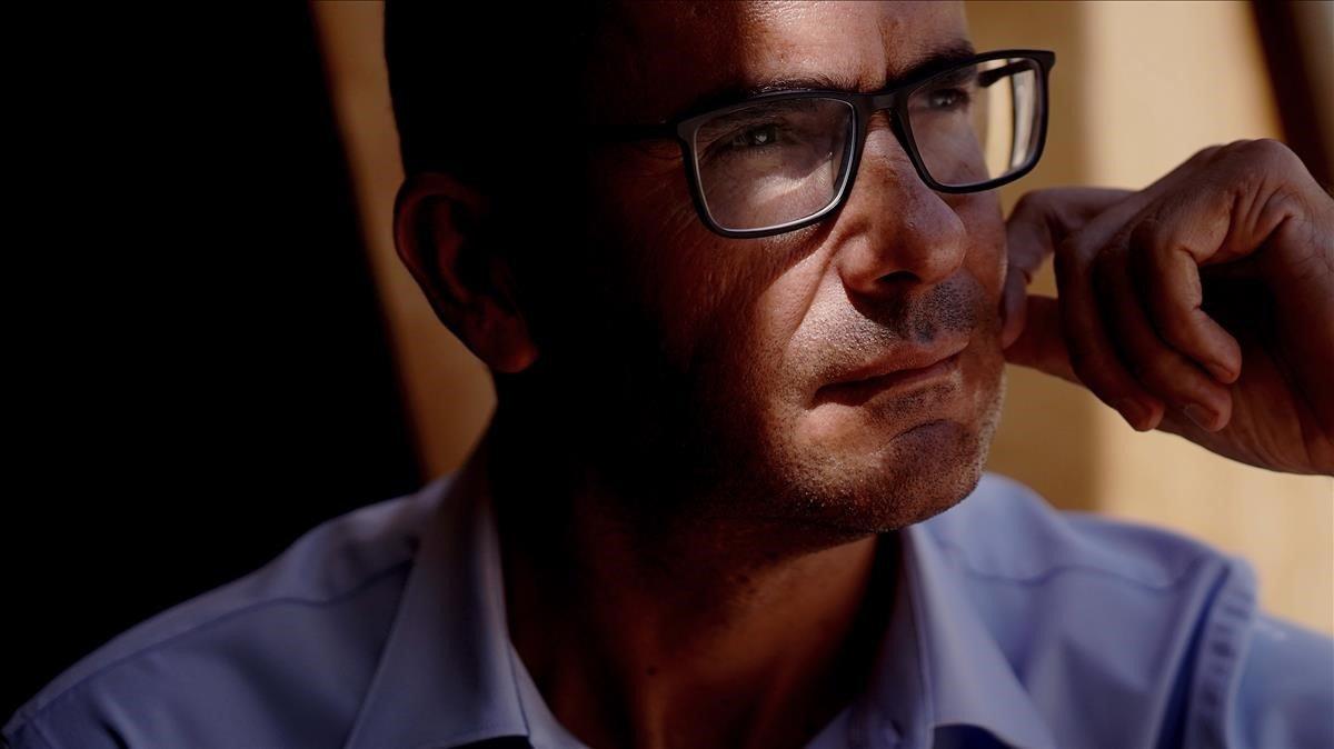 """David Jiménez: «Sabia que 'El director' em crearia enemics"""""""