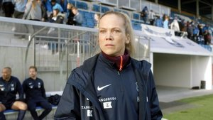 Ane Dahl Torp, protagonsita de la serie 'Heinebane'.