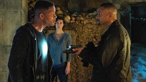 En 'Géminis' Will Smith se enfrenta a su clon.