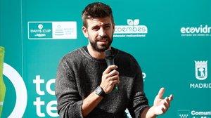 Piqué: «Madrid és gairebé com la meva segona casa»