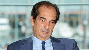 Enrique Portocarrero, director del Circulo de Empresarios Vascos.