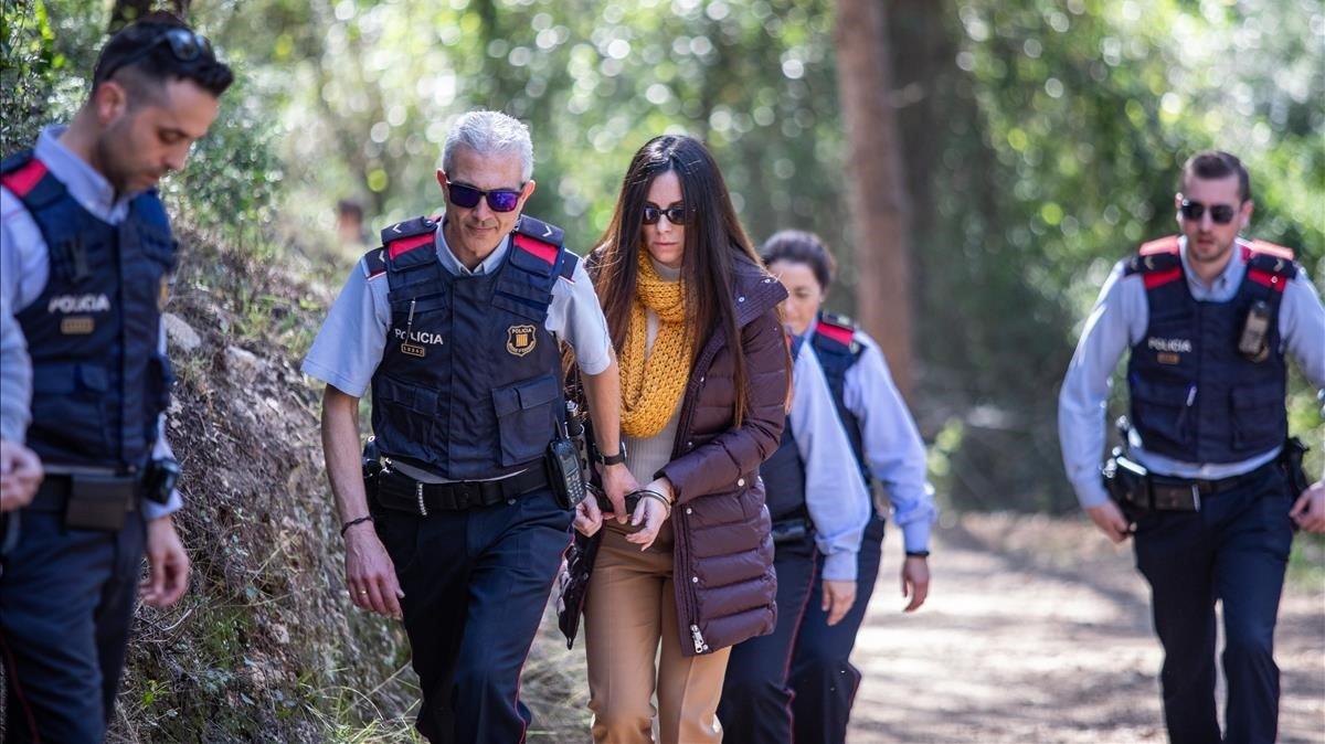 La samarreta amb sang de Rosa Peral tenia ADN de la víctima