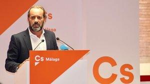 Un trànsfuga de Ciutadans deixa en la corda fluixa el Govern del PP a Màlaga