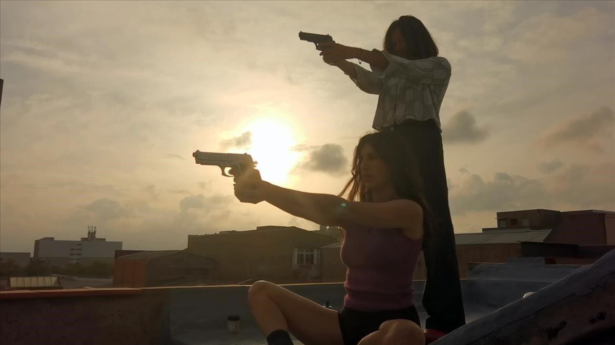 Una imagen del episodio de Elena Martín de 'En casa'.