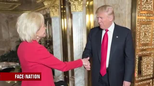 Vídeo de la entrevista de Donald Trump con el programa 60 minutes.