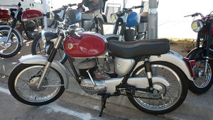 Bultaco de carretera