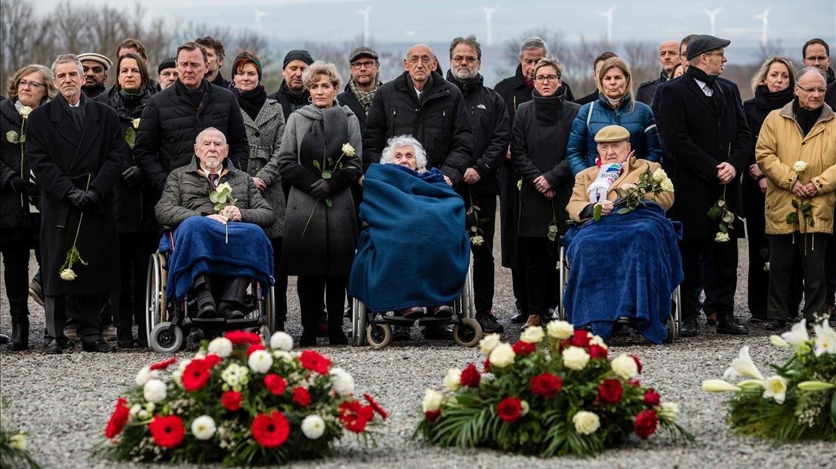 El recuerdo de Auschwitz apela a no obviar el auge actual de la ultraderecha