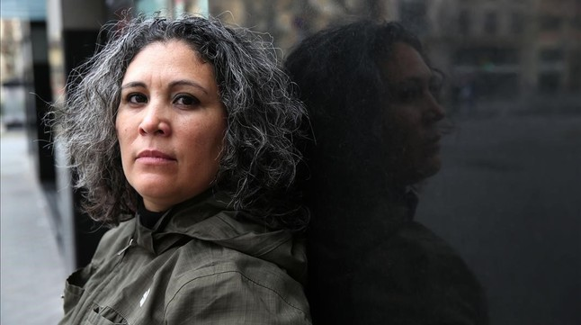 Alexandra Membrive, víctima de abusos sexuales en la infancia.
