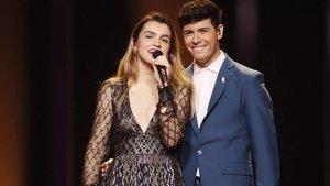 """Amaia, sobre Eurovisión: """"Preferiría no haber ido, lo pasé mal"""""""