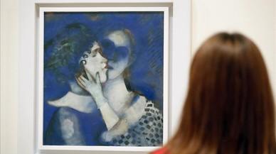 La fragua de Chagall