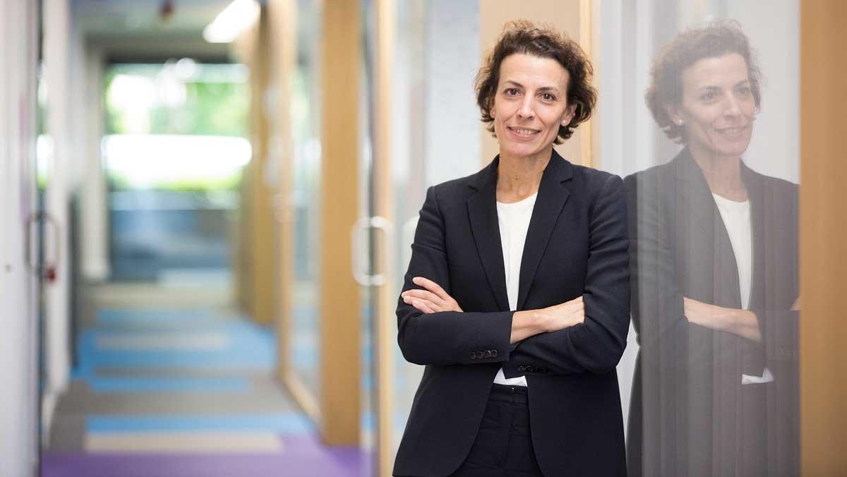 Ana Lafuente, directora de i-DE (Iberdrola) para Comunitat Valenciana y Región de Murcia.