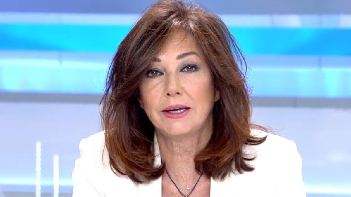 La resposta d'Ana Rosa a Vox per titllar-la de «feminazi» en un vídeo