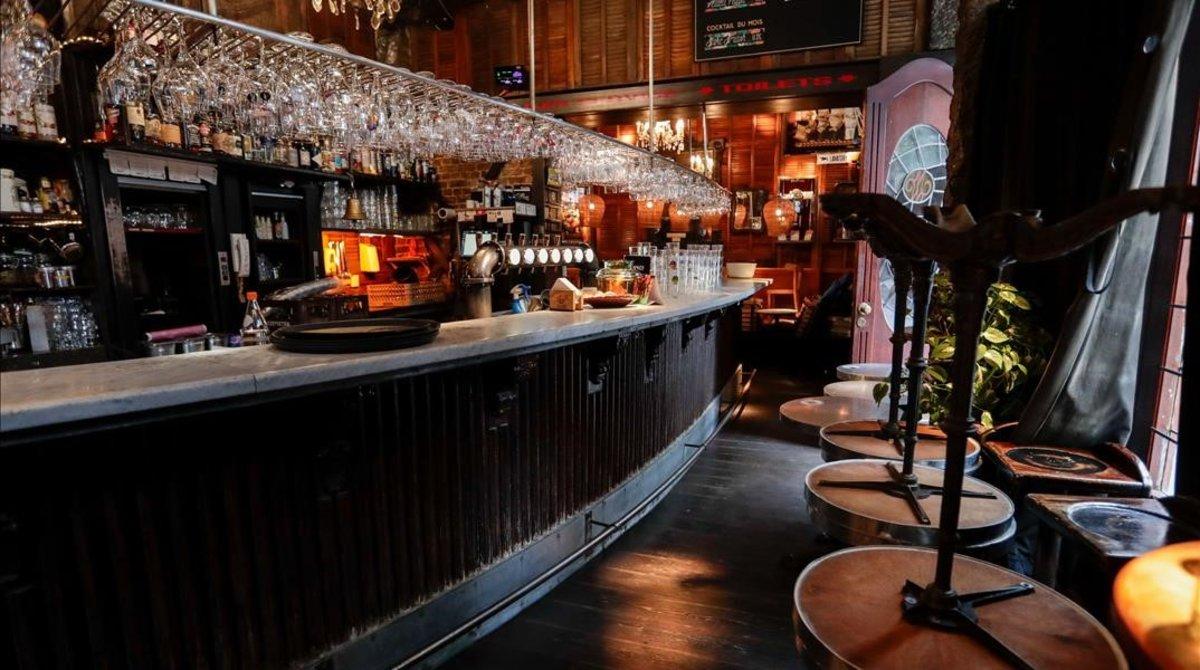 El resplandor de los bares