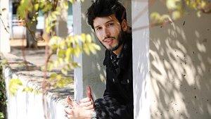 El cantante y compositor colombiano Sebastián Yatra, en Barcelona