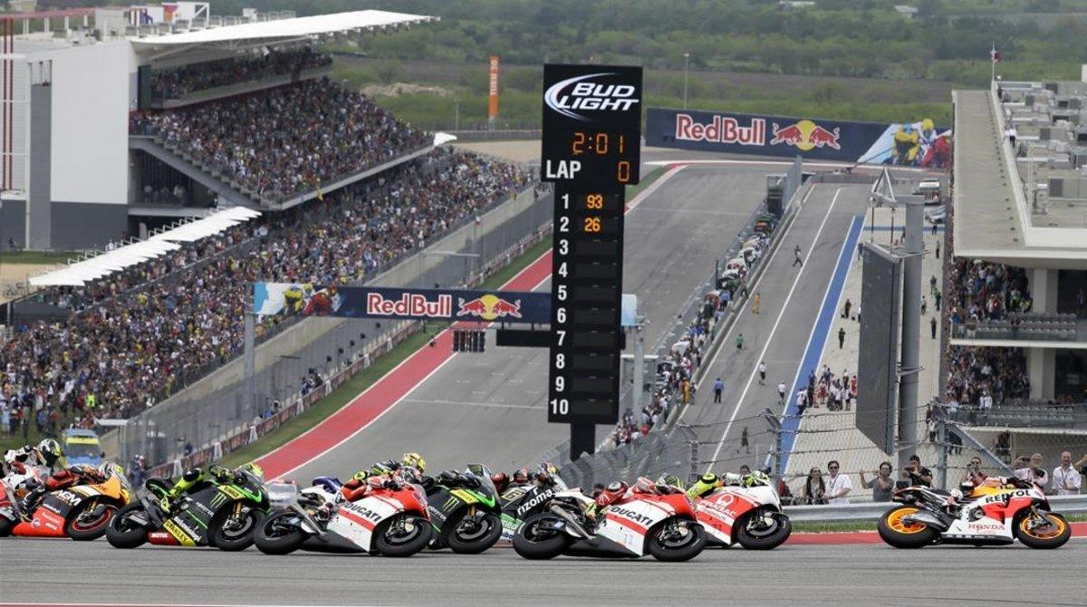 El Circuito de las Américas, en Austin (Texas, EEUU), donde debería de celebrar el GP del Mundial.
