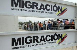 Según cifras de la Organización Internacional de las Migraciones (OIM), el número de refugiados y migrantes venezolanos en el mundo ha alcanzado los tres millones.