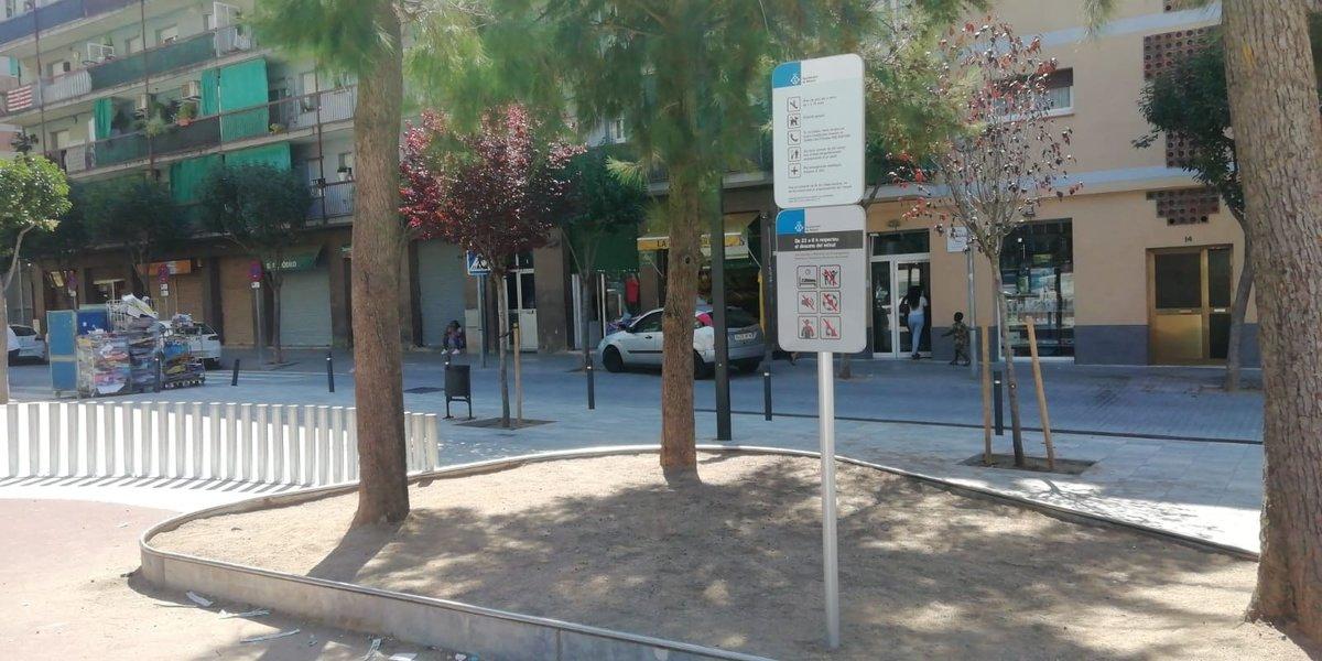 """Mataró limita l'ús de places a Rocafonda i al Palau-Escorxador """"per afavorir la convivència"""""""
