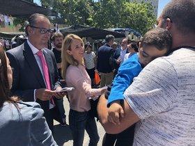 """Álvarez de Toledo reclama reprovar Batet si no suspèn """"avui mateix"""" els presos"""