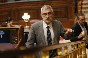El exdiputado de Izquierda Unida, Gaspar Llamazares.