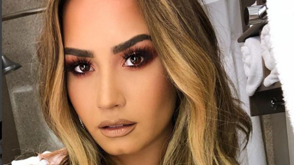 La última imagen que Demi Lovato ha colgado en Instagram.